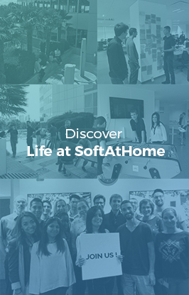 Life at SoftAtHome
